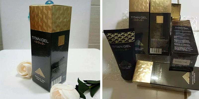 Dove acquistare Titan Gel Gold